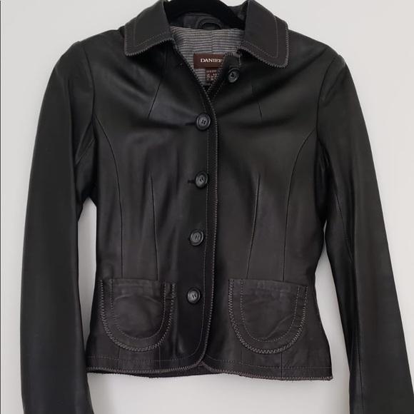 Danier Jackets & Blazers - Daniel Leather Jacket
